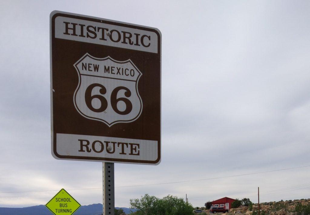 Carteles de la Ruta 66