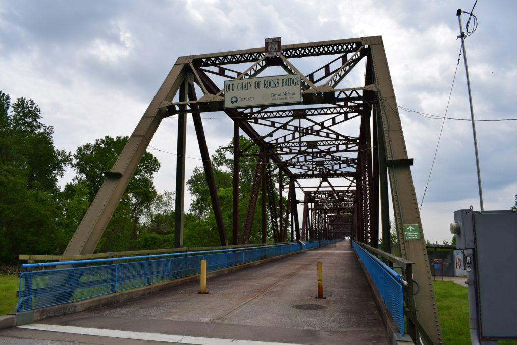 Old Chain Rock Bridge