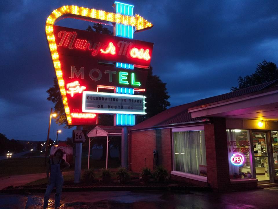 Los mejores hoteles de la Ruta 66