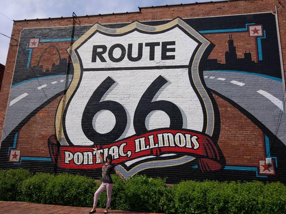 Principales paradas de la Ruta 66
