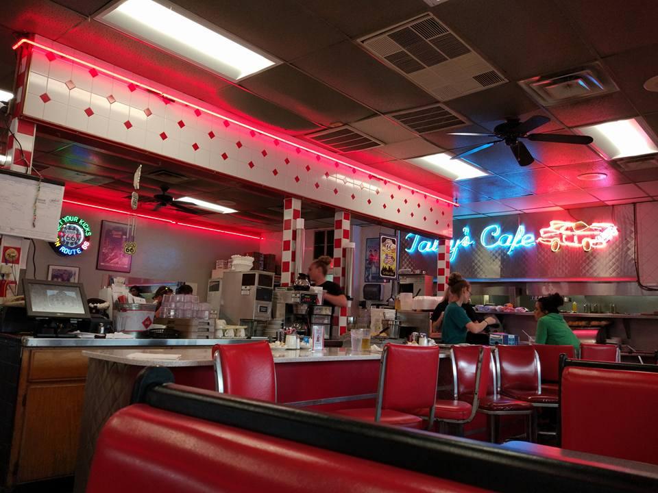 Mejores restaurantes de la Ruta 66