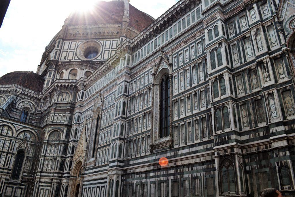 Visitar la catedral de Florencia