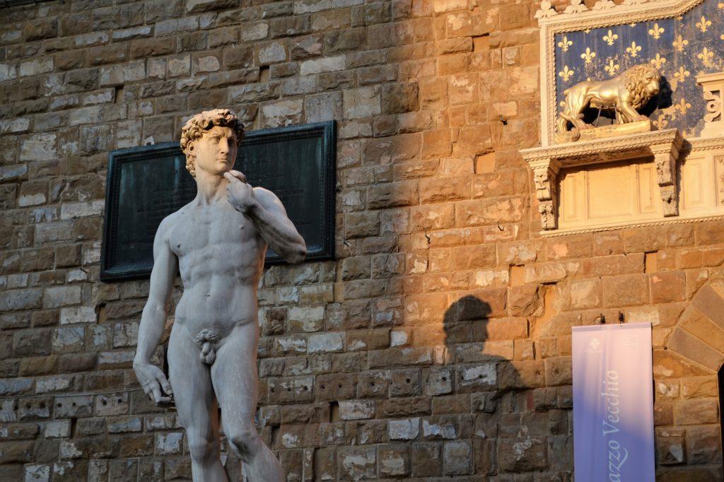 Visitar el Palazzo Vecchio