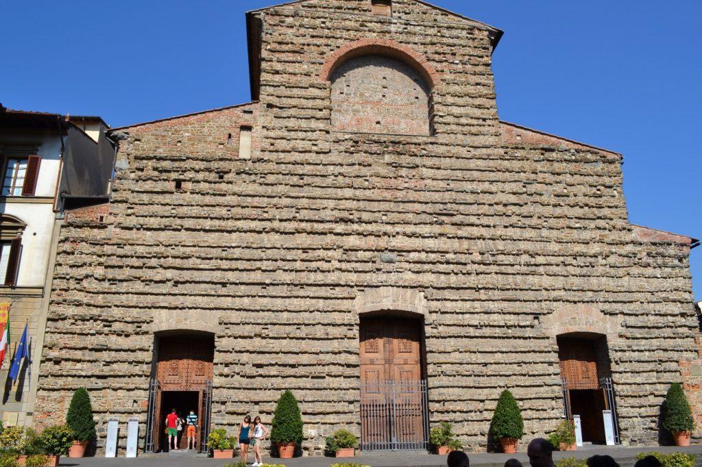 Visitar la iglesia de San Lorenzo