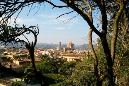 Florencia que ver