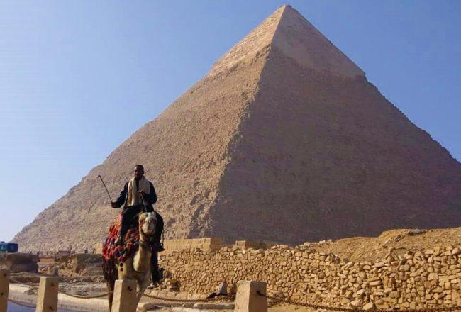 Visitar el Cairo