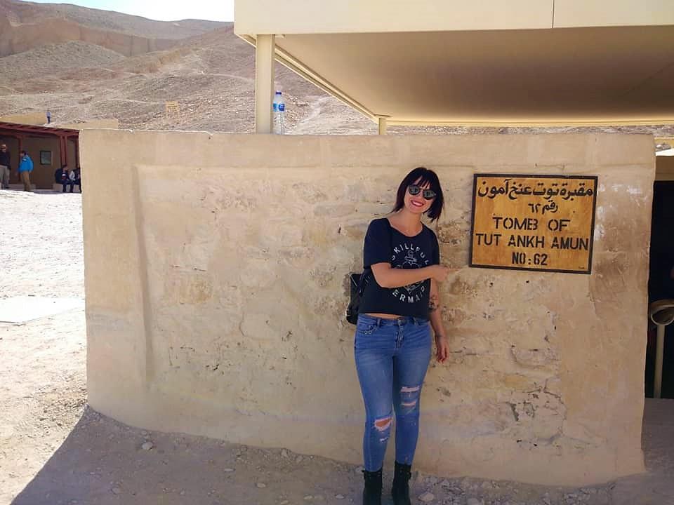 visitar las tumbas del valle de los reyes