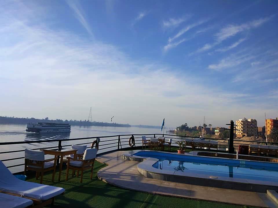 Visitas de un crucero por el Nilo