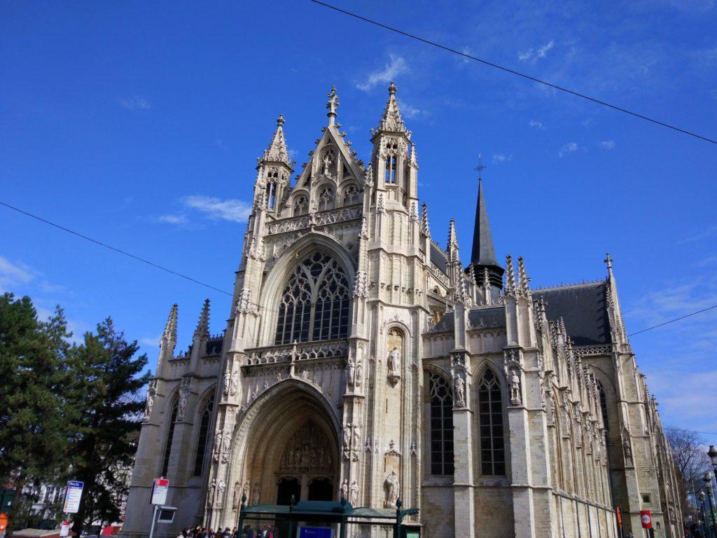 mejores iglesias bruselas