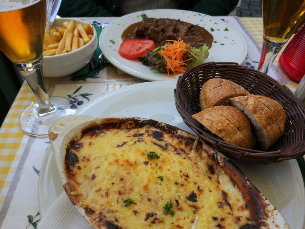 mejores platos de la gastronomia belga