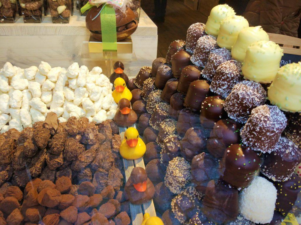 mejor chocolate belga