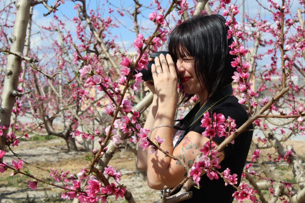 floracion de cieza