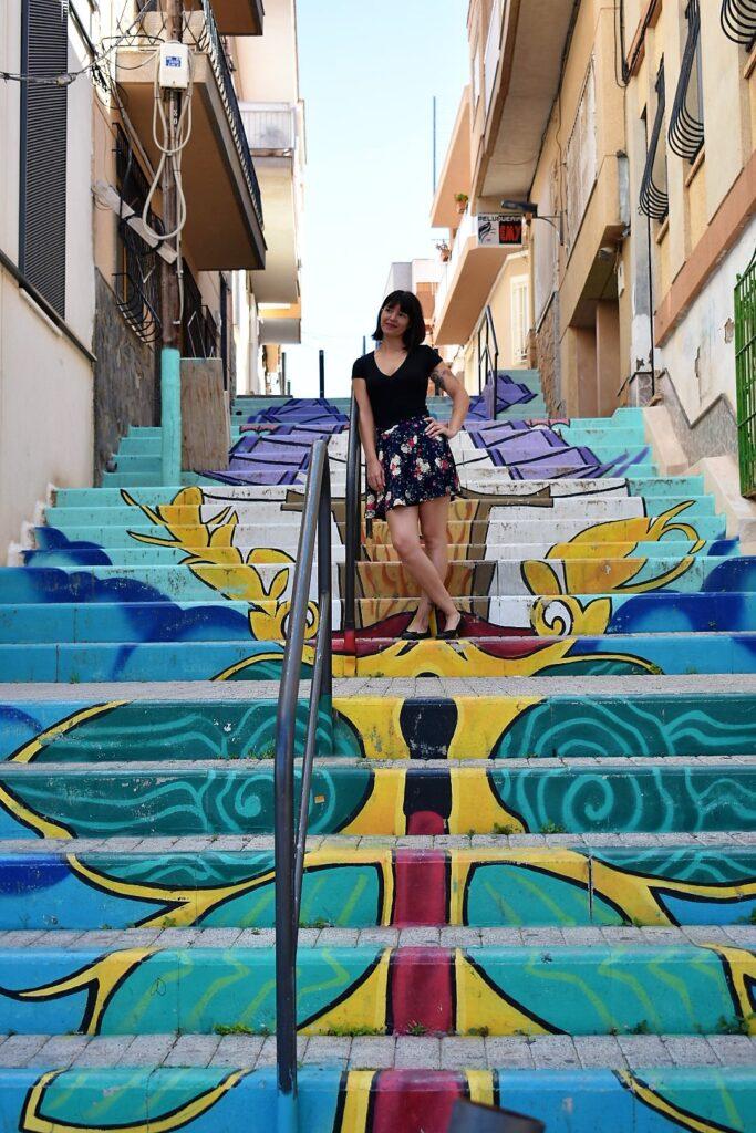 arte urbano aguilas