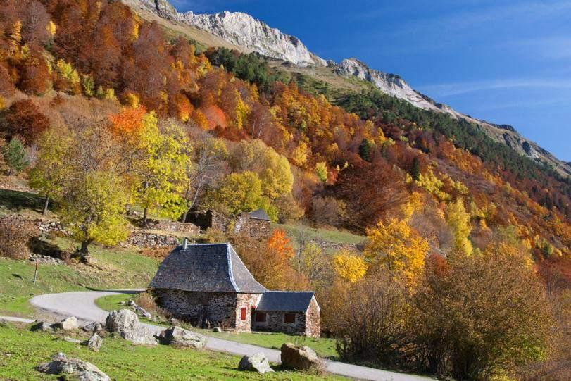 destinos otoño aragon