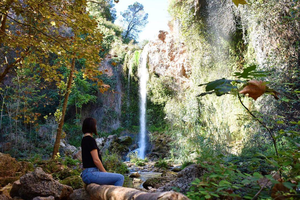 ruta cascadas anna
