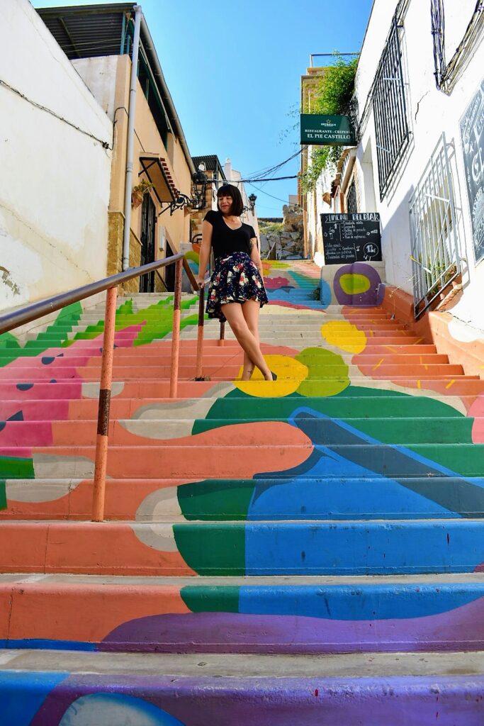 murales aguilas