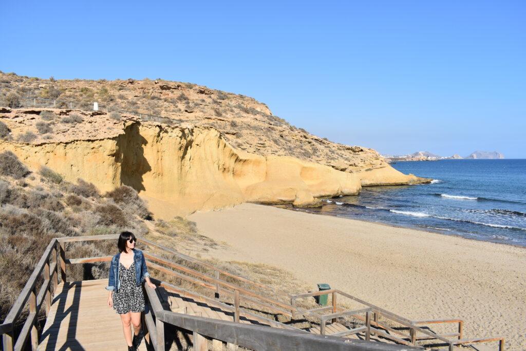 playas bonitas murcia