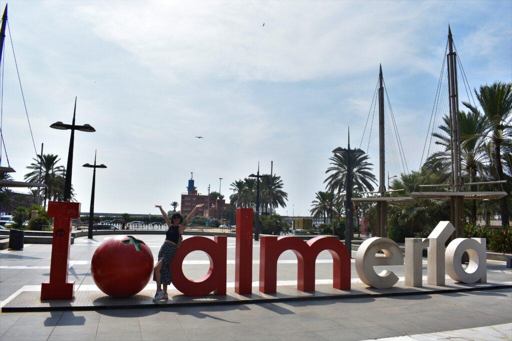 letras i love almeria