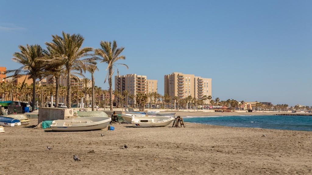 mejores playas almeria